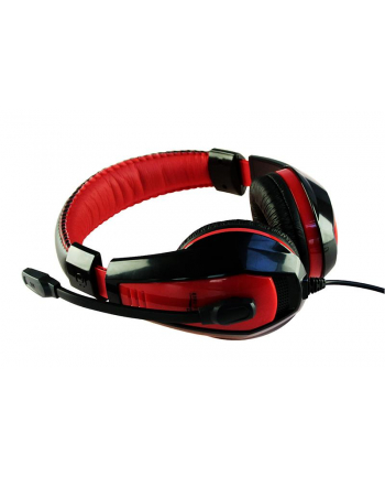 Media-Tech NEMESIS USB - Stereo USB headphones for gamers, cable remote control