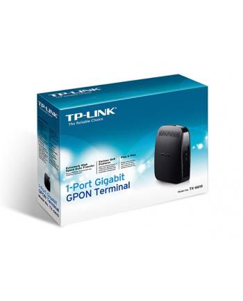TP-Link TX-6610 - 1-Port Gigabit GPON Terminal