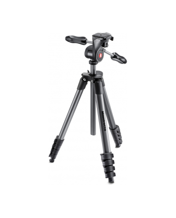 MANFROTTO STATYW COMPACT ADVANCED CZARNY