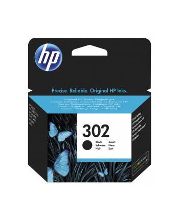 HP Tusz nr 302 Black F6U66AE