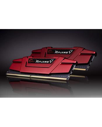 G.SKILL DDR4 RipjawsV 8GB (2x4GB) 2666MHz CL15-15-15 XMP2 Red