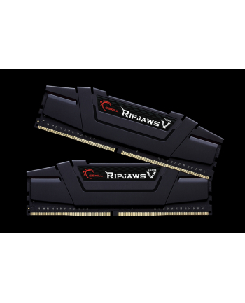 G.SKILL DDR4 RipjawsV 16GB (2x8GB) 3400MHz CL16 rev2 XMP2 Black