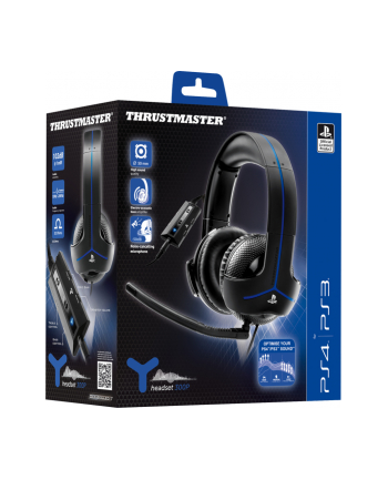 Thrustmaster Słuchawki z mikrofonem Y300P Officially licensed PS3/PS4