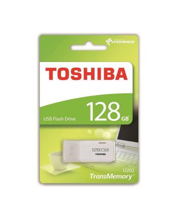 Toshiba 128GB U202 USB 2.0 WHITE