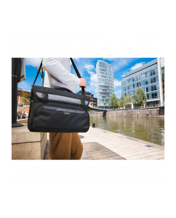 Targus CityGear 15-17.3' Laptop Messenger Black