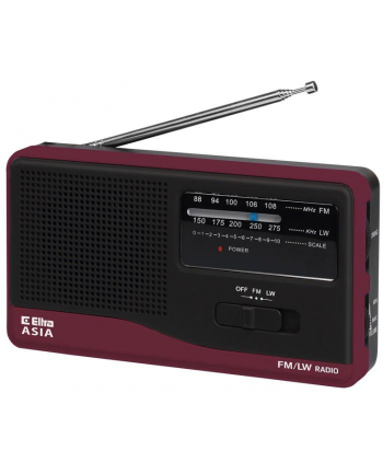 Eltra Radio Asia Czarny