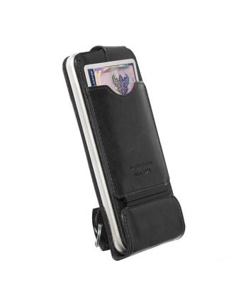 Krusell Etui Ekero Flexi FlipWallet do Sony Xperia Z5/Z5 Dual - Czarny