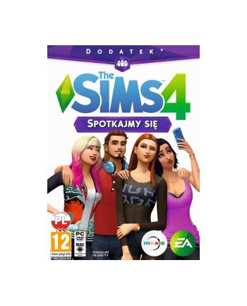 Gra PC The Sims 4 Spotkajmy Się (dodatek)