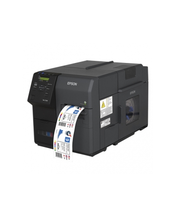 Tusz Epson SJIC26P(Y) Yellow | 295,2 ml | ColorWorks C7500 Series