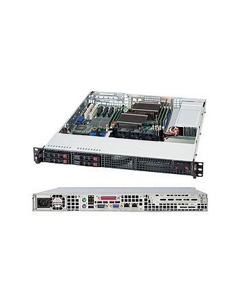 Obudowa CSE-111LT-330CB rack 1U R330W