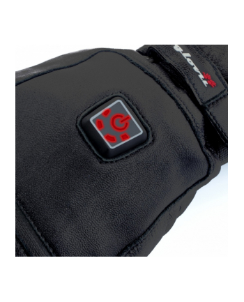 SUNEN Rękawiczki ogrzewane skórzane, rozmiar L