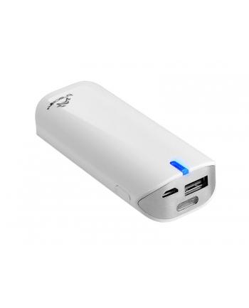 Tracer Mobile battery 5200 mAh biały