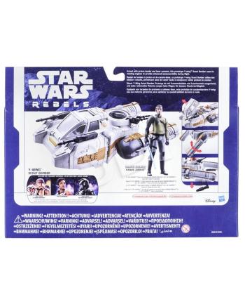 SW STAR WARS E7 POJAZDY KLASY I DELUXE NA FIGURKI 10CM HASBRO B3675(WYSYŁKA LOSOWA, BRAK MOŻLIWOSCI WYBORU)