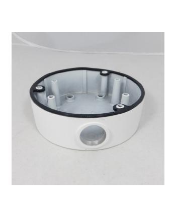 Puszka montażowa Hikvision DS-1280ZJ-DM21 do kamer kopułkowych serii DS-2CD41xx i DS-2CD27xx