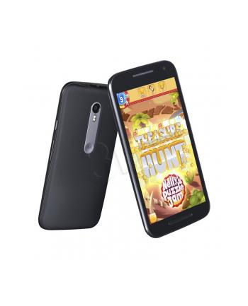 Smartphone Motorola Moto G 3Gen (XT1541) 8GB 5  czarny LTE