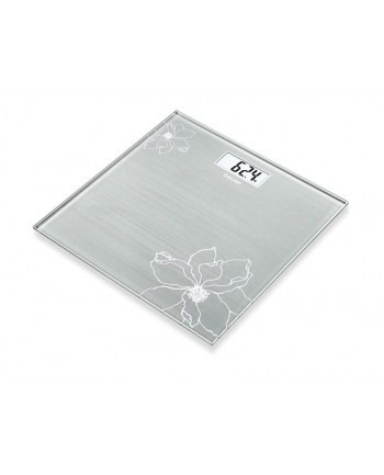 Waga łazienkowa Beurer GS10 | srebrna