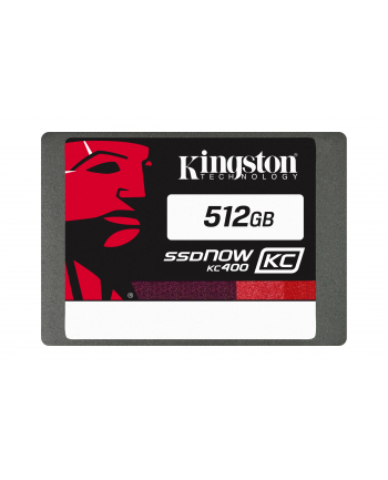 Kingston SSD KC400 SERIES 512GB SATA3 2.5' 7mm