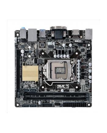 Asus H110l-PLUS s1151 H110 DDR4 4xUSB3.0/DVI MITX