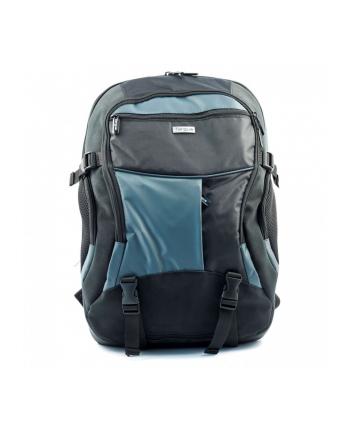 Targus Atmosphere 17-18' XL Laptop Backpack - Black/Blue