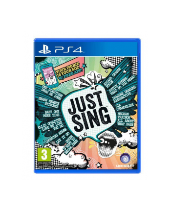 UBISOFT Gra Just Sing (PS4)