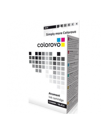 Atrament COLOROVO 920R-BK-XL | black| 49 ml | 1410 str.| HP 920XL (CD975AE)