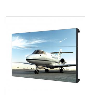 LG 55LV35A-5B 55'' Video wall IPS/16:9/1920x1080/500cdm2/12ms/H-178,V-178/5000000:1/DVI-D,HDMI,USB,RJ45,RS232C/Vesa/Black