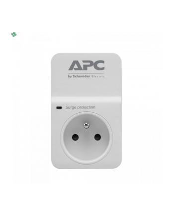 APC by Schneider Electric APC Essential SurgeArrest listwa zasilająco-filtrująca, 1 gniazdo PL, 230V