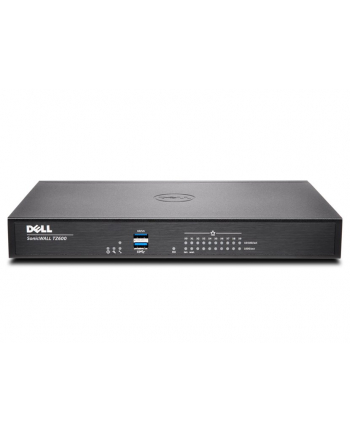 DELL SONICWALL TZ600 WITH 8X5 SUPPORT 1 YR