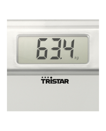 Waga łazienkowa Tristar WG-2421 (przezroczysta)