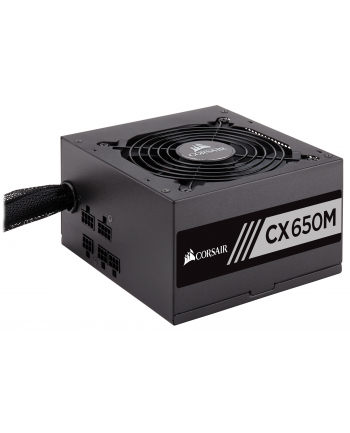 Corsair zasilacz CX650M Semi-Modular ATX Power Supply, 100-240V, 650W