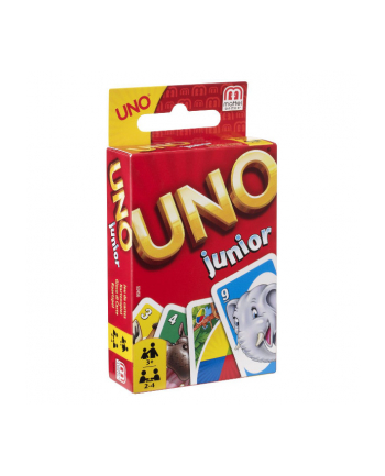MATTEL Gra Uno Junior