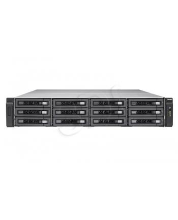 QNAP TVS-EC1280U-SAS-RP-16G NAS RACK HDD Bay 12