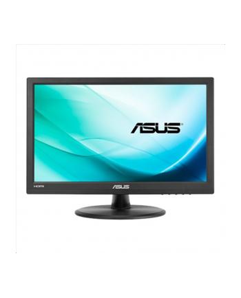 Monitor Asus VT168N 15.6inch IPS, 1366x768, DVI-D/D-Sub, 10 punktów dotyku