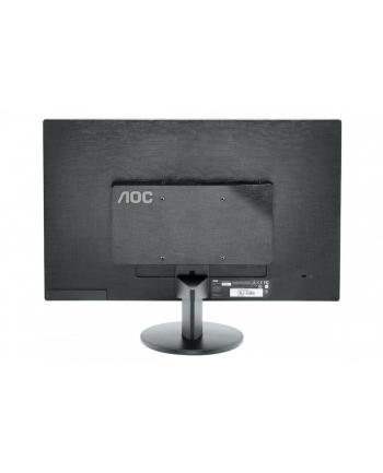 AOC Monitor LED e2270Swn 21,5''; 20M DCR; 5ms; czarny_sp