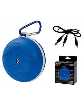 Vakoss X-ZERO Bezprzewodowy Głośnik Bluetooth X-S1832BB niebieski