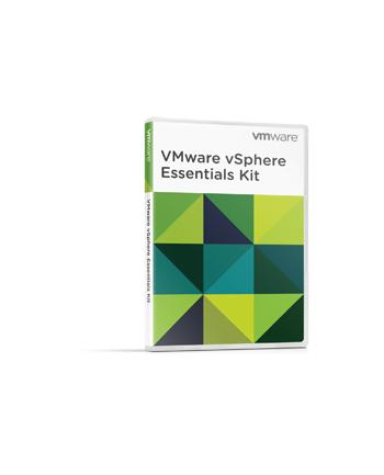 VMware VMW Essentials Kit + Subscription-3yr