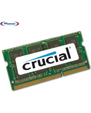 Crucial pamięć DDR4, 16Gb, 2400MHz, CL17, DRx8, SODIMM, 260pin