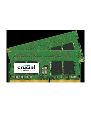 Crucial pamięć DDR4, 2x16Gb, 2400MHz, CL17, DRx8, SODIMM, 260pin