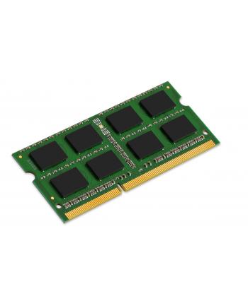 Memory dedicated Kingston 8GB 1600MHz SODIMM 1.35V