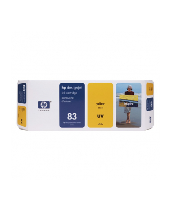 Tusz nr 83 Yellow  UV C4943A