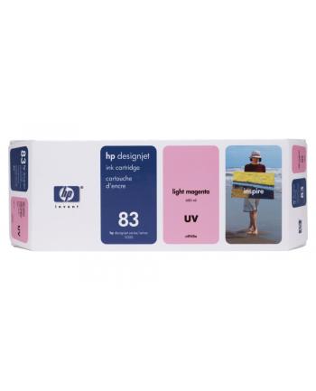 Tusz nr 83 Light Magenta UV  C4945A