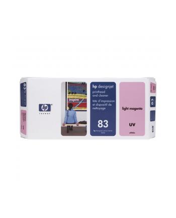 Głowica nr 83 UV - C4965A Light Magenta   cleaner