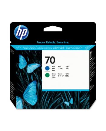 HP Głowica nr 70 C9408A Blue