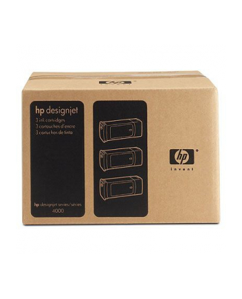 HP Tusz nr 90 3Pack Yellow 400ml x 3  C5085A