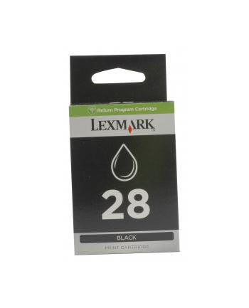 Lexmark Tusz nr 28 - 18C1428E Czarny