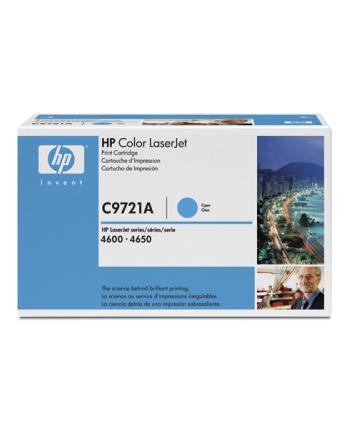 Toner HP Cyan C9721A