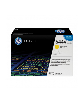 Toner  Yellow 12k Q6462A