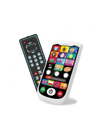 SMILY Zestaw smartfonik i pilot TV