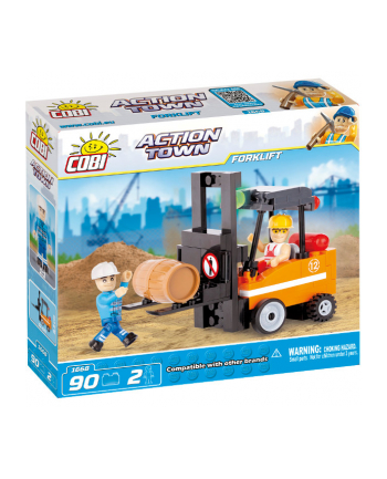 COBI Action Town Wózek widłowy