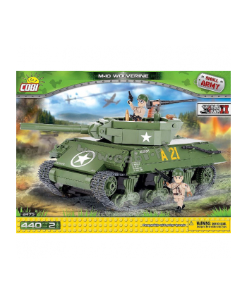 COBI Armia M10 Wolverine